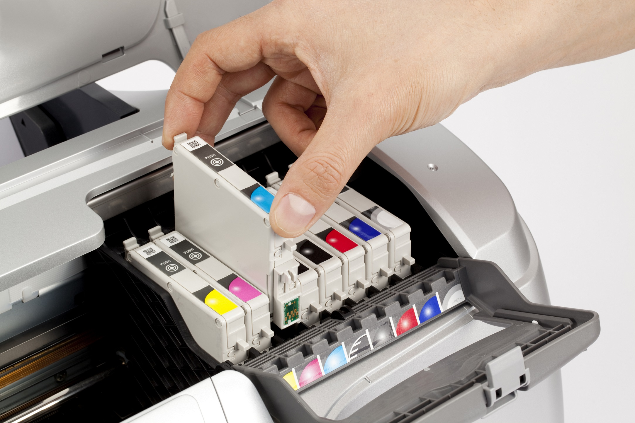 Recycling-Ink-Cartridges